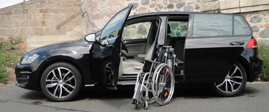 wheelchair limo ewr airport nj